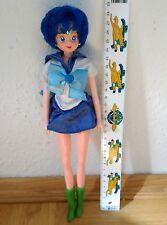 Sailor Moon - Sailor Merkur Puppe Bandai 1995 - 27 cm