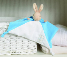 Peter Rabbit Comfort Blanket  Beatrix Potter Snuggle Comforter Toy, PERSONALISE!