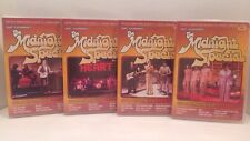 4 DVD Set Burt Sugarman's The Midnight Special 1973 1975 1977 1978