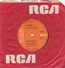 """Al Stewart - Year of the Cat - 7"""" single"""