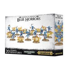 tzeentch blue Horrors Games Workshop GW Warhammer Age of Sigmar Chaos Daemons