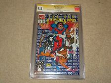 New Mutants #100 1st App X-Force Last Issue CGC SS Rob Liefeld 9.8 Marvel 1991