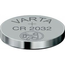 4 x CR2032 Lithium Knopfzelle 3 Volt CR 2032 original VARTA