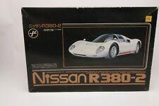 Otaki 1/16 Nissan R380-2 Plastic Model Kit, RARE, As Is, Opened