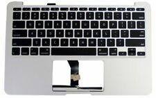 "NEW 661-7473 Apple TopCase w/ Keyboard for MacBook Air 11"" 2013 2014 2015 A1465"