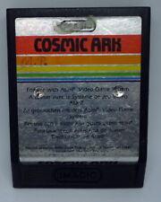 Cosmic Ark - Imagic - Atari VCS 2600 Cartridge - Rev A - #1