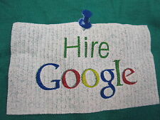 GOOGLE logo T-SHIRT Boise Idaho Data Center search AdWords Places Upvote SEO ID