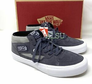 VANS Half Cab Pro Periscope Suede Grey Men's  Sneakers Boot VN0A38CPW7V