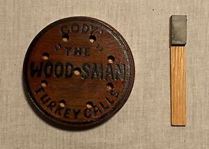 "Cody ""The Woodsman"" Friction Slate Turkey Call"