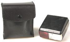 MINOLTA MAXXUM/SONY DIGITAL 1800 AF FLASH W/ CASE