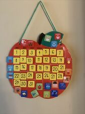 Vintage Horizon Group Calendar Seasons Special Occasions Magnetic Decorations