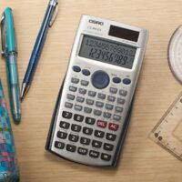 SCIENTIFIC CALCULATOR ELECTRONIC OFFICE 12 DIGITS SCHOOL EXAMS WORK OFFICE ES