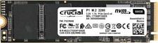 Crucial P1 500Go 3D NAND NVMe PCIe M.2 Type 2280 CT500P1SSD8 Internal SSD