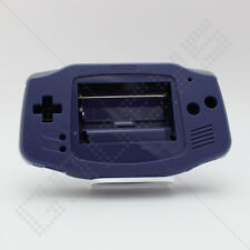 New Purple (Indigo) Shell Only Nintendo Game Boy Advance GBA Housing/Case/Casing