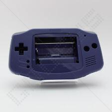 New Purple (Indigo) Shell Only Nintendo Game Boy Advance GBA Housing/Case/Casing