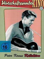DVD-BOX NEU/OVP - Peter Kraus Kollektion - Wirtschaftswunder Kino - 3 Spielfilme