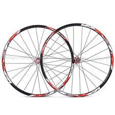 "XXF MTB 26"" Wheels Wheelsets-DX-T5 Red Hub for SHIMANO SRAM 8S/9S/10S"