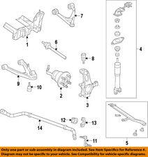 Chevrolet GM OEM 14-15 Corvette Stabilizer Sway Bar-Rear-Bracket 20959449