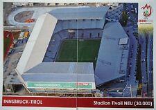 Panini 22 & 23 Innsbruck Stadion Tivoli UEFA Euro 2008