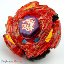 Beyblade Metal Fusion Fight masters METED L-DRAGO RUSH (RED) NEW IN BOX