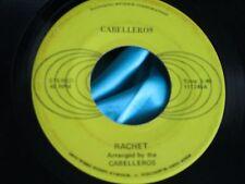 Rare Private Guitar Instrumental Breaks 45 : Arnie Jefferson ~ Cabelleros 111245