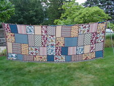 Bedspread or Throw 168 X 70 Victorian Cottage