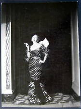 1933 ONA MUNSON ~ Hold your horses~What A Dress & HAT !
