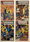 Guardians Of Metropolis 1-4 Complete Karl Kesel Kieron Dwyer DC Newsboy Legion