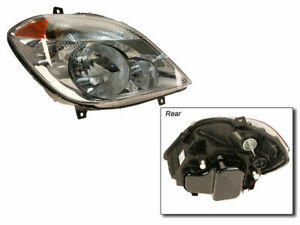 For 2010-2016 Freightliner Sprinter 2500 Headlight Assembly Right Hella 95963XY