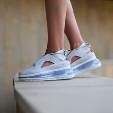 RARE Women's Nike Air Max FF 720 White UK 5 4.5 EUR 38 Ladies Sandals Trainers