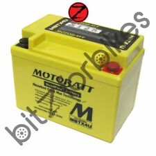 Motobatt Battery MBTX4-U Aeon Torch 50 (1999-2006)