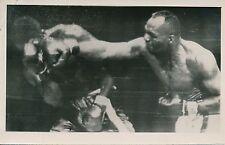 Boxe 1952 - Joe Walcott - Ezzard Charles Boxeurs Combat USA - PR 693
