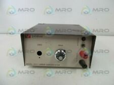 VALIDYNE CD15-1324 CARRIER DEMODULATOR (AS PICTURED) * USED *