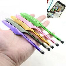 5pcs Universal Feather Stylus Pen for Devices For Iphone Samsung Ipad New