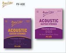 Phosphor Bronze Acoustic Guitar Strings | Custom Light | 11 - 50 Gauge