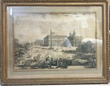 Acquaforte Gravure Giovanni Battista Piranesi (1720-1778), Rare premier tirage