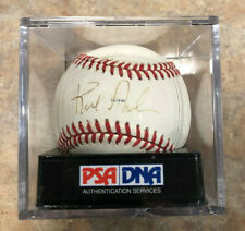 Kirk Gibson Signed Major League Baseball Dodgers 1988 World Series