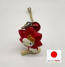 Japan import Sanrio Hello Kitty HIROSHIMA string mobile souvenior charm tw