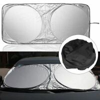 Car Front Window Sun Shade Visor Folding Auto Windshield Block Cover Protector