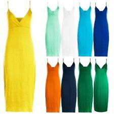Summer/Beach Sleeveless Wrap Dresses