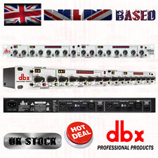 dbx 166XS Rackmount Dual Compressor Limiter and Noise Gate