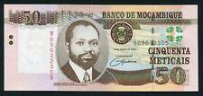 Mozambique 50 meticais 2006.06.16. Samora Moises Machel P144 UNC