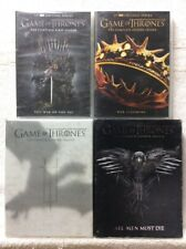 Game of Thrones: Seasons 1, 2, 3, & 4 DVD Sean Bean Lena Headey Peter Dinklage
