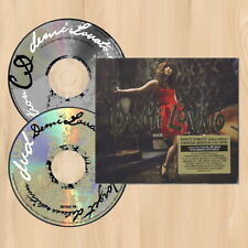 +2 BONUS TRACKS----  DEMI LOVA Don't Forget DELUXE CD+DVD SET Lo Que Soy  0705