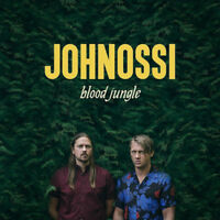 JOHNOSSI Blood Jungle 2017 10-track CD album NEW/SEALED