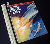 1952 Nov Vintage Model Airplane News USA Aeromodelling Hobby Magazine   (127)