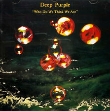 Deep Purple - Who Do We Think We Are     Europe 2000  New  Sealed