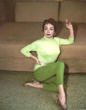 Joan Crawford Smoking 8x10 photo #U6514