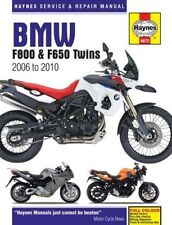 BMW Motorcycle Manuals and Literature 2006 Year of Publication Repair