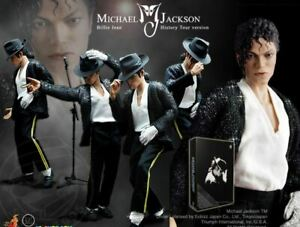 Hot Toys - Michael Jackson Billie Jean Action Figure